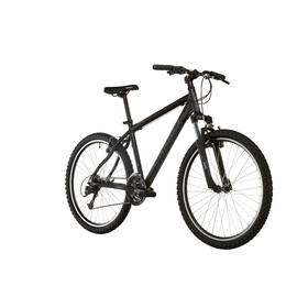"Serious Eight Ball MTB Hardtail 26"" grijs/zwart"